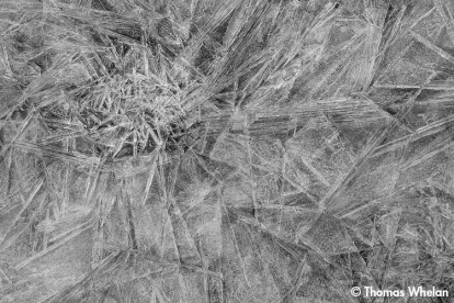 Geometrical ice abstract